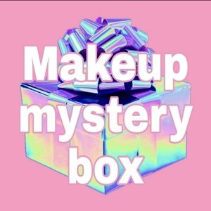 Other - NEW! Makeup & skincare mystery (or not!) box